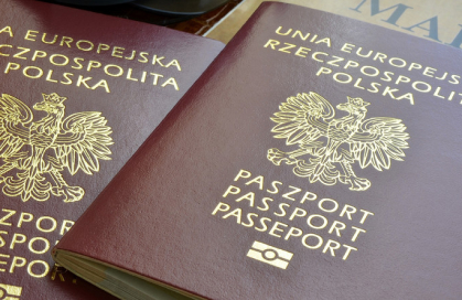 Польський_паспорт 1